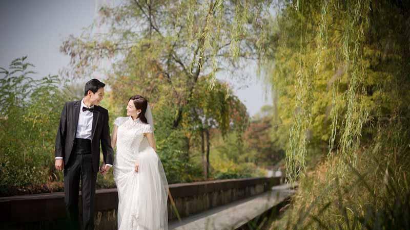การเตรียมตัว ก่อนไปถ่ายภาพในพิธีแต่งงาน